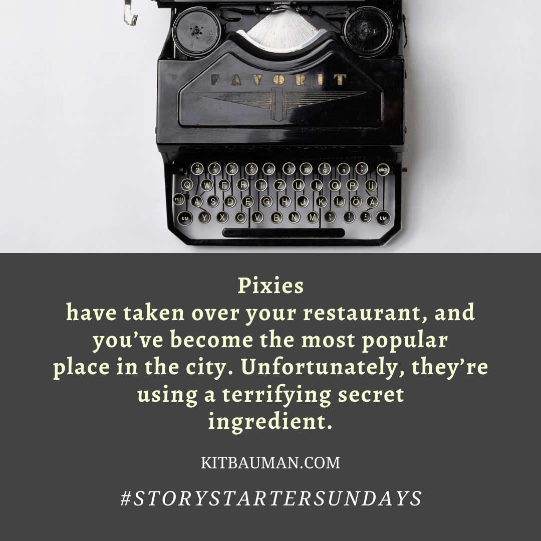#StoryStarterSundays (2)