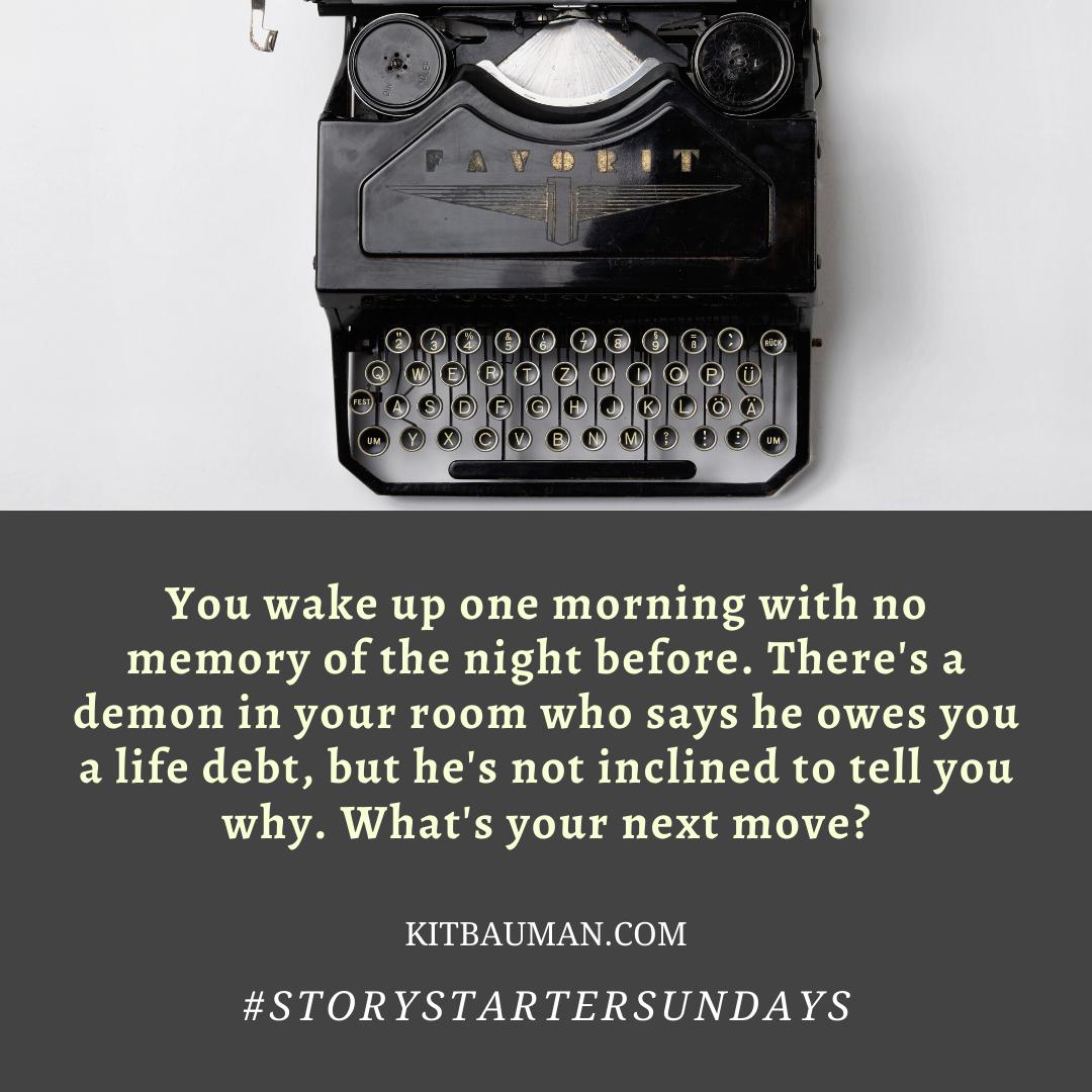 #StoryStarterSundays (3)